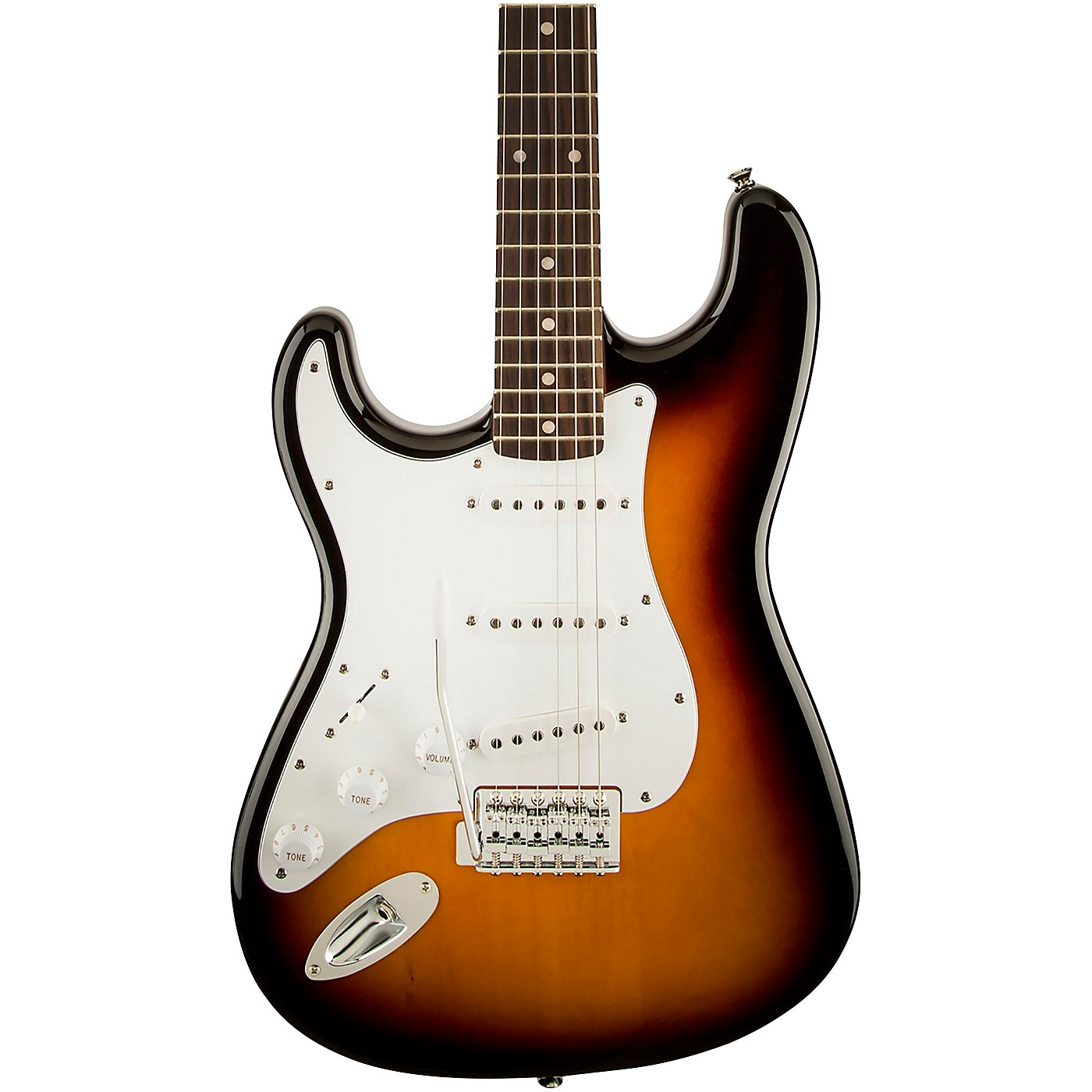 Squier Affinity Stratocaster Left-Handed Electric Guitar thumbnail