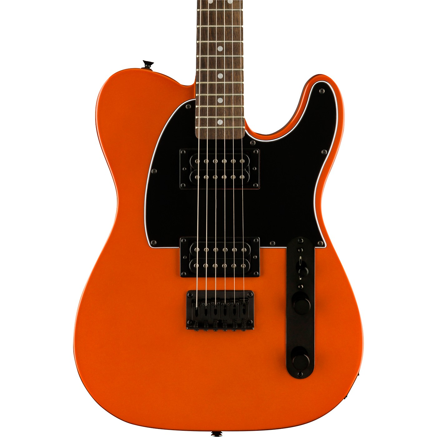 Squier Affinity Telecaster HH Electric Guitar with Matching Headstock thumbnail