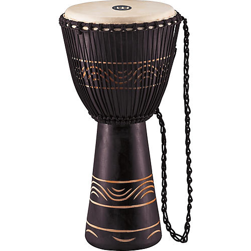 Meinl African Style Rope Tuned Djembe with Bag thumbnail
