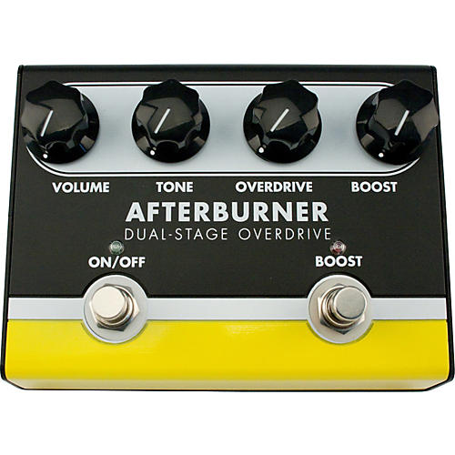 Jet City Amplification Afterburner Distortion Guitar Effects Pedal thumbnail