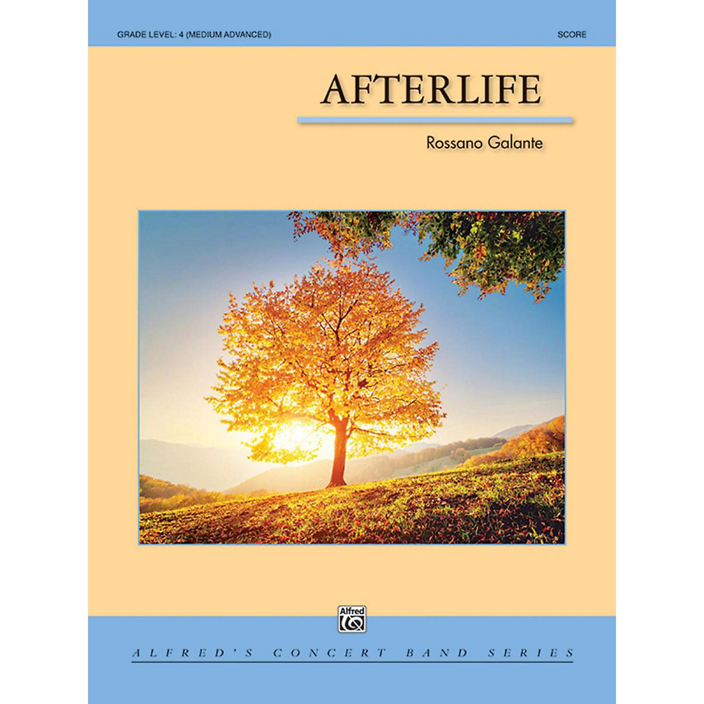 Alfred Afterlife Concert Band Grade 4 thumbnail