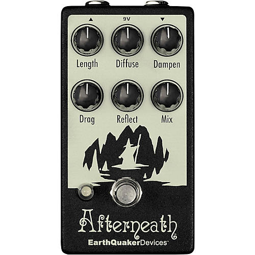 EarthQuaker Devices Afterneath V2 Otherworldly Reverberation Machine thumbnail