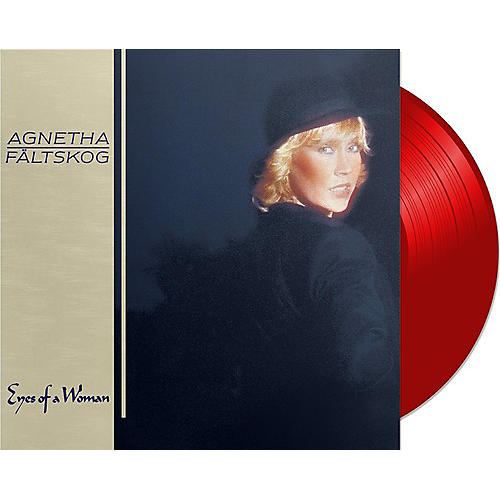Alliance Agnetha Fältskog - Eyes Of A Woman (Red Vinyl) thumbnail