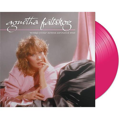 Alliance Agnetha Fältskog - Wrap Your Arms Around Me (Pink Vinyl) thumbnail