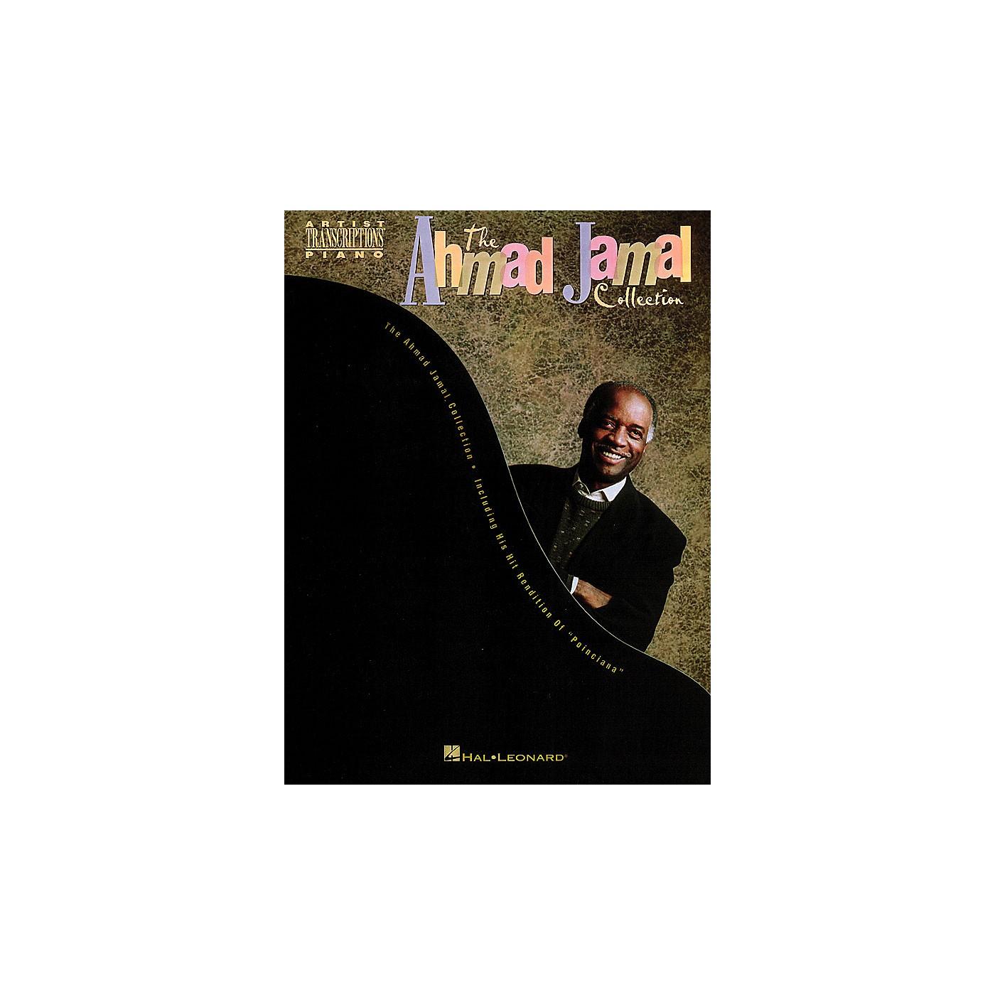 Hal Leonard Ahmad Jamal Collection Artist Transcriptions Series Performed by Ahmad Jamal thumbnail