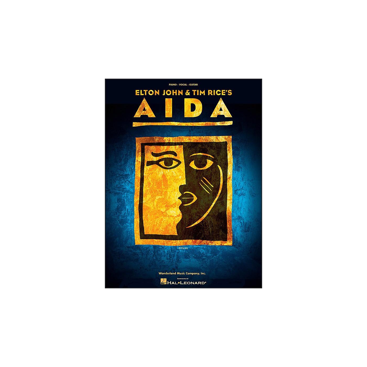 Hal Leonard Aida Vocal Selections thumbnail