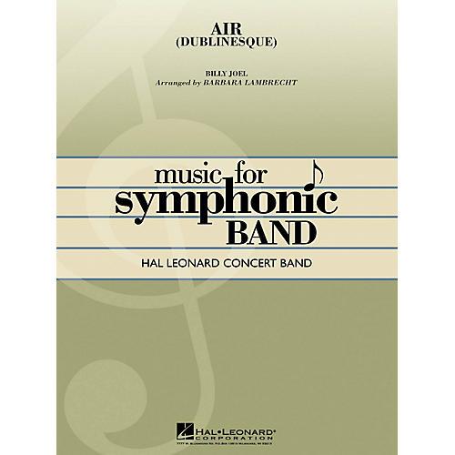 Hal Leonard Air (Dublinesque) Concert Band Level 4 Arranged by Barbara Lambrecht thumbnail
