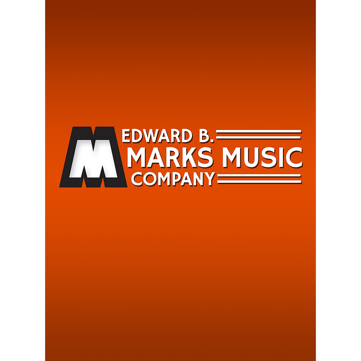 Edward B. Marks Music Company Air on the G String (Air from Suite in D) Organ Solo Series by Bach J S thumbnail