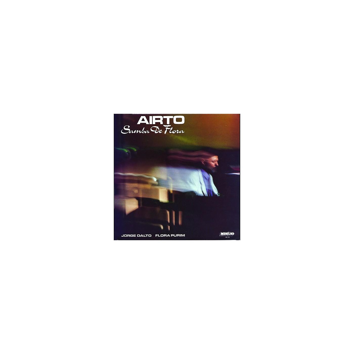 Alliance Airto - Soul Jazz Records Presents Airto: Samba De Flora thumbnail
