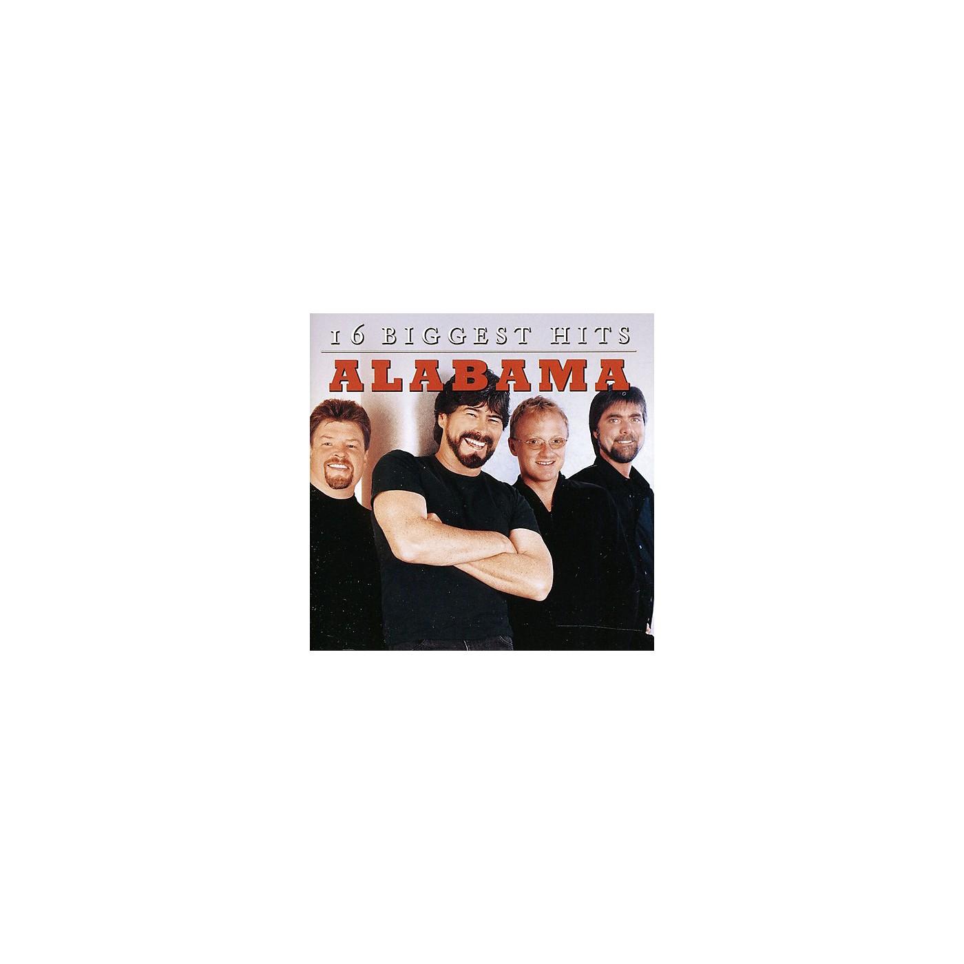 Alliance Alabama - 16 Biggest Hits (CD) thumbnail