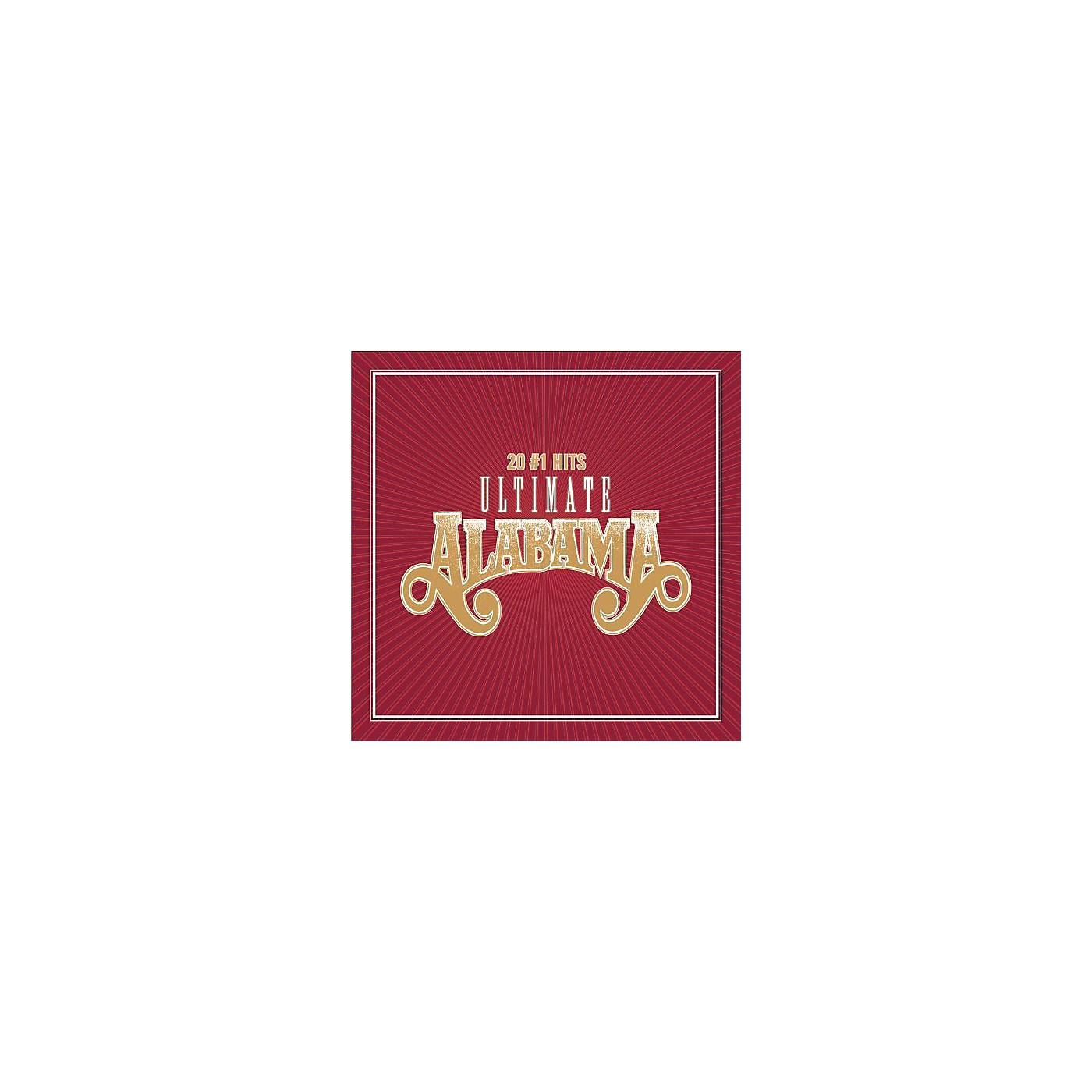 Alliance Alabama - Ultimate 20 #1 Hits (CD) thumbnail
