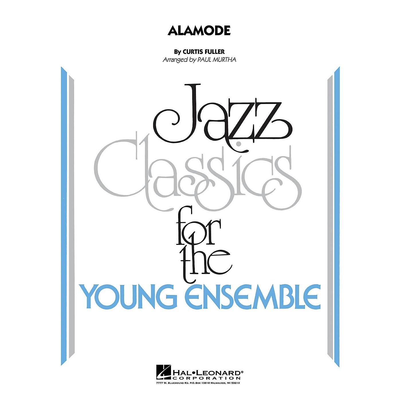 Hal Leonard Alamode Jazz Band Level 3 Arranged by Paul Murtha thumbnail