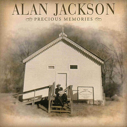 Alliance Alan Jackson - Precious Memories (CD) thumbnail