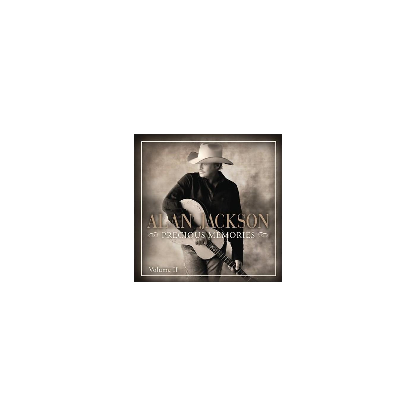 Alliance Alan Jackson - Precious Memories, Vol. 2 (CD) thumbnail
