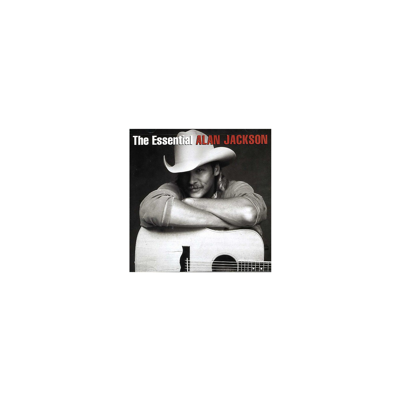 Alliance Alan Jackson - The Essential Alan Jackson (CD) thumbnail