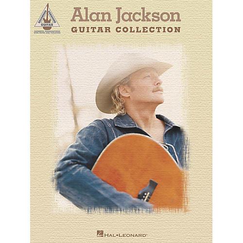 Hal Leonard Alan Jackson Guitar Collection Tab (Book) thumbnail