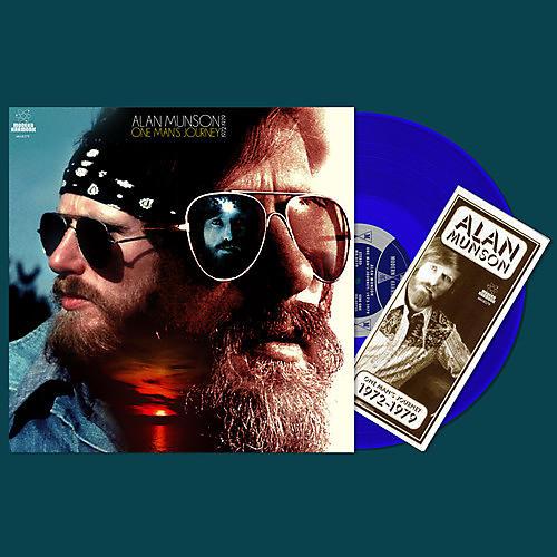 Alliance Alan Munson - One Man's Journey: 1972-1979 (BLUE VINYL) thumbnail