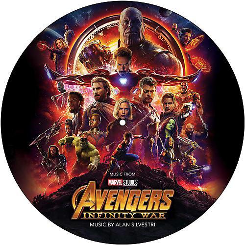 Alliance Alan Silvestri - Avengers: Infinity War (Original Soundtrack) thumbnail