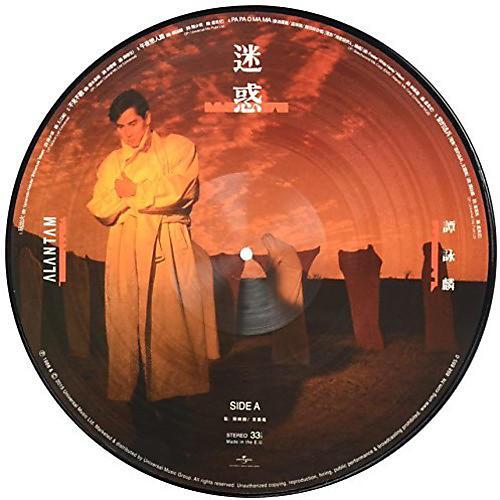 Alliance Alan Tam - Temptation /LTD 33 1/3 180G Picture Vinyl thumbnail