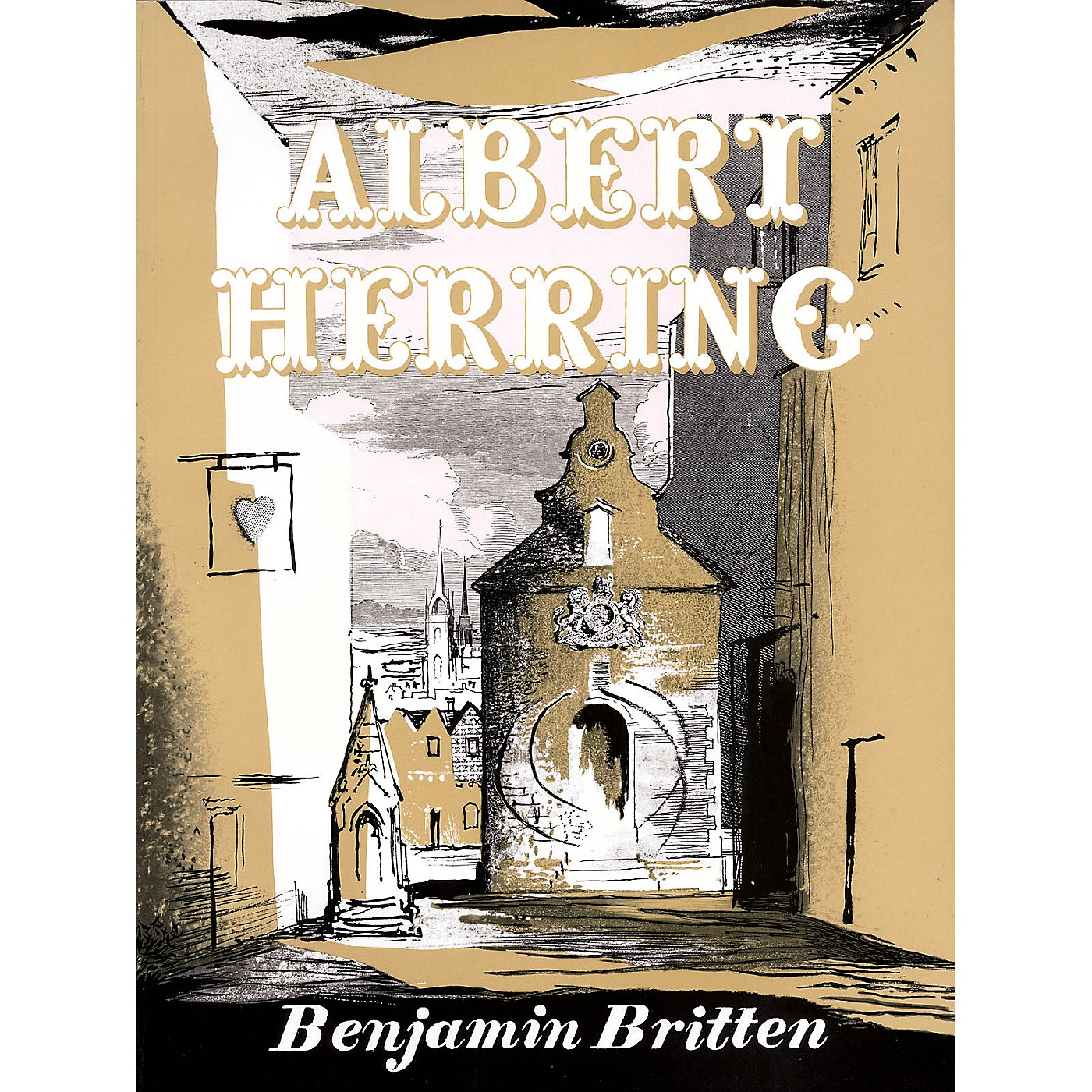 Boosey and Hawkes Albert Herring, Op. 39 (Comic Opera in Three Acts) BH Stage Works Series  by Benjamin Britten thumbnail