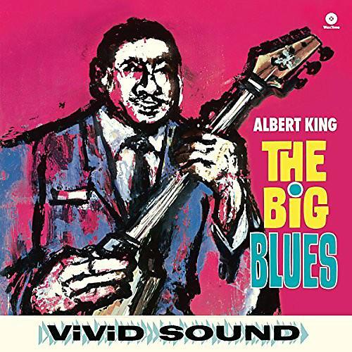 Alliance Albert King - Big Blues + 2 Bonus Tracks thumbnail