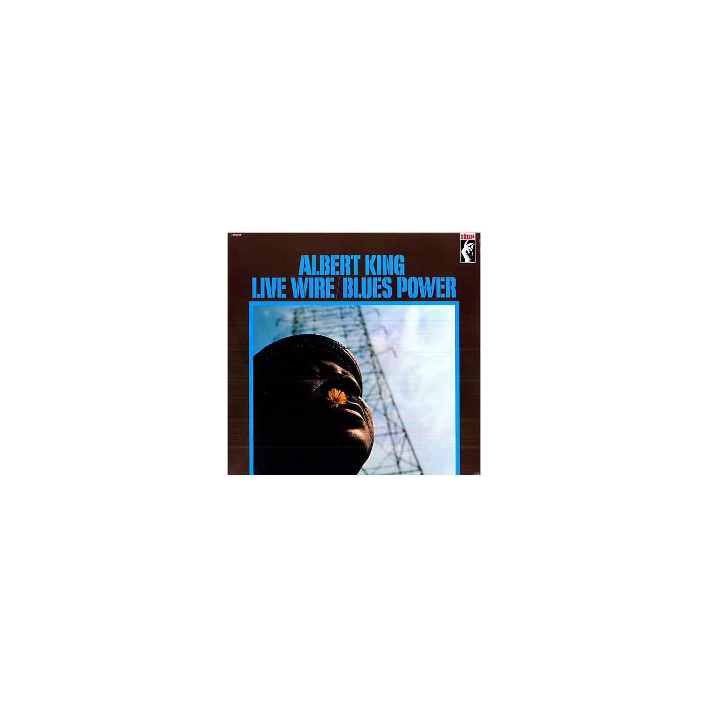 Alliance Albert King - Live Wire / Blues Power thumbnail