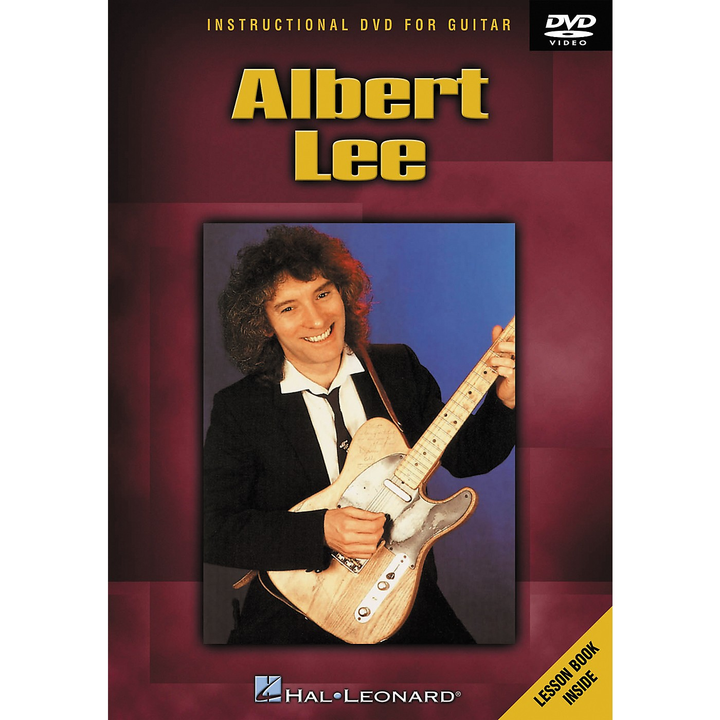 Hal Leonard Albert Lee (DVD) thumbnail
