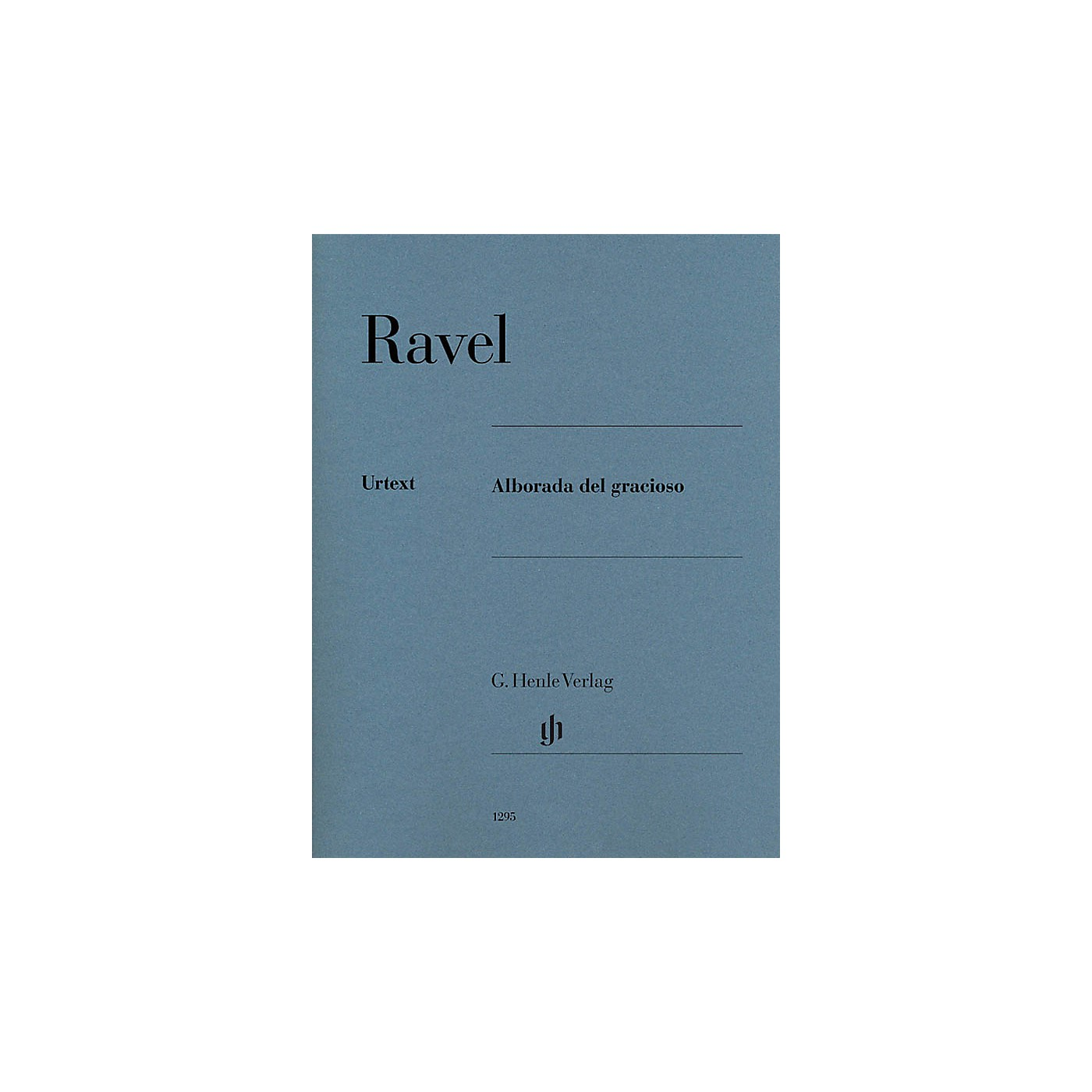 G. Henle Verlag Alborada del gracioso Henle Music Folios Series Softcover thumbnail