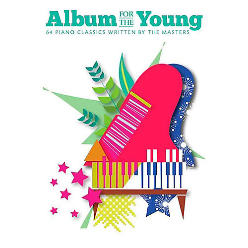 Music Sales Album For The Young - 64 Piano Classics Written By The Masters thumbnail