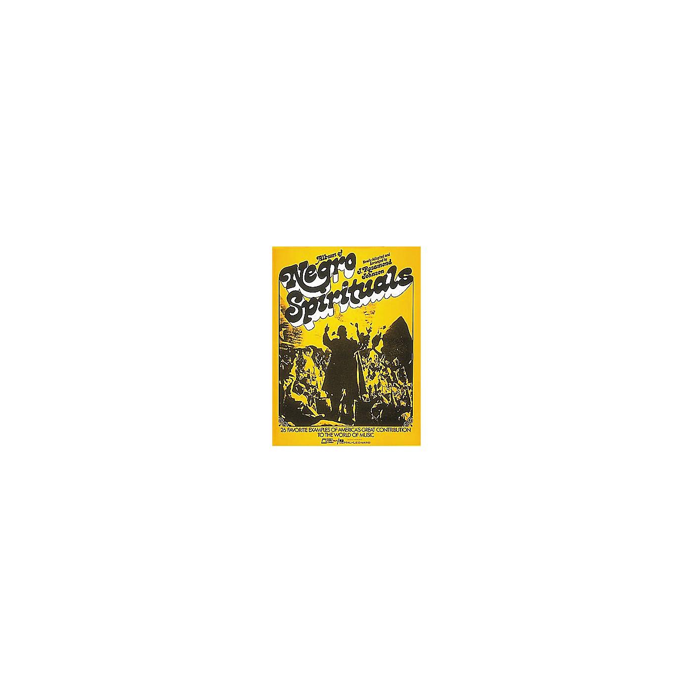 Edward B. Marks Music Company Album Of Negro Spirituals Piano/Vocal/Guitar Songbook thumbnail
