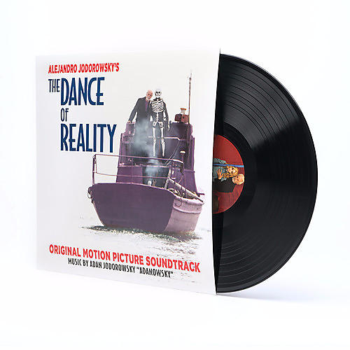 Alliance Alejandro Jodorowsky - Dance of Reality (Original Soundtrack) thumbnail