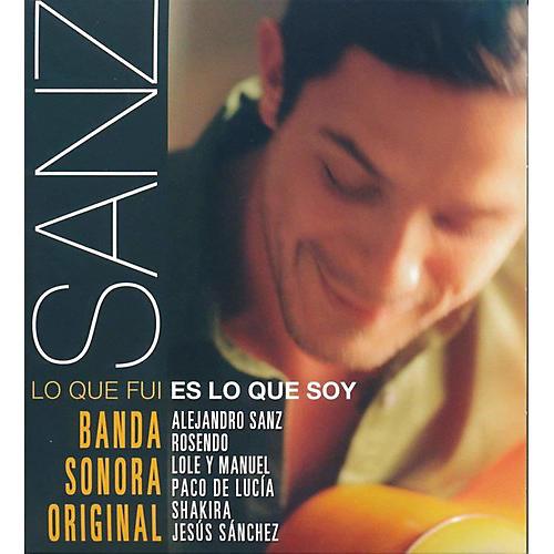 Alliance Alejandro Sanz - Lo Que Fui Es Lo Que Soy thumbnail