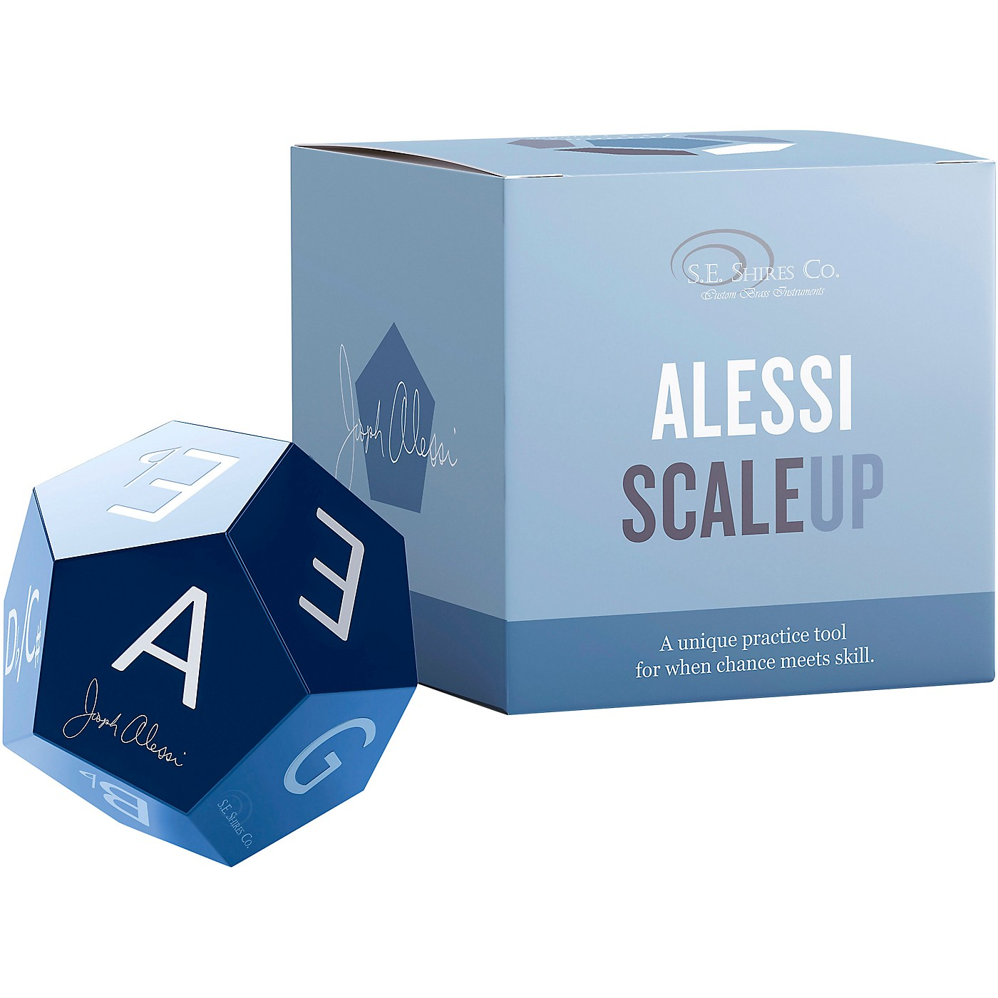 S.E. SHIRES Alessi ScaleUP Practice Tool for All Instruments thumbnail