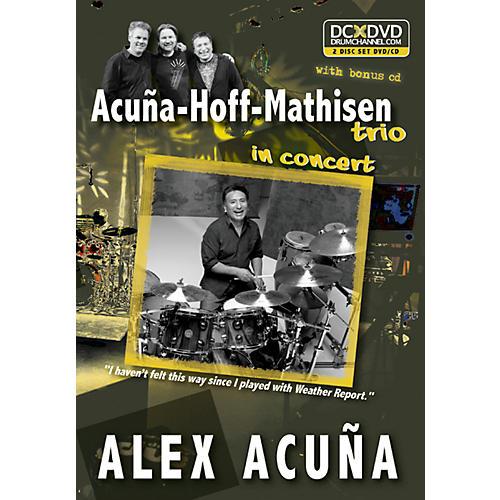 Alfred Alex Acu±a Acu±a-Hoff-Mathisen Trio in Concert DVD & CD thumbnail