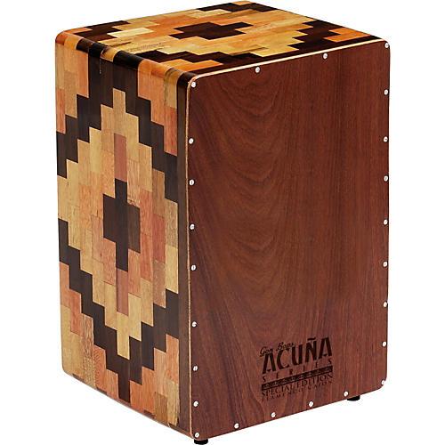 Gon Bops Alex Acuna Signature Special Edition Cajon thumbnail
