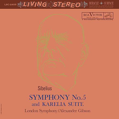 Alliance Alexander Gibson - Sibelius: Symphony No. 5 & Karelia Suite thumbnail