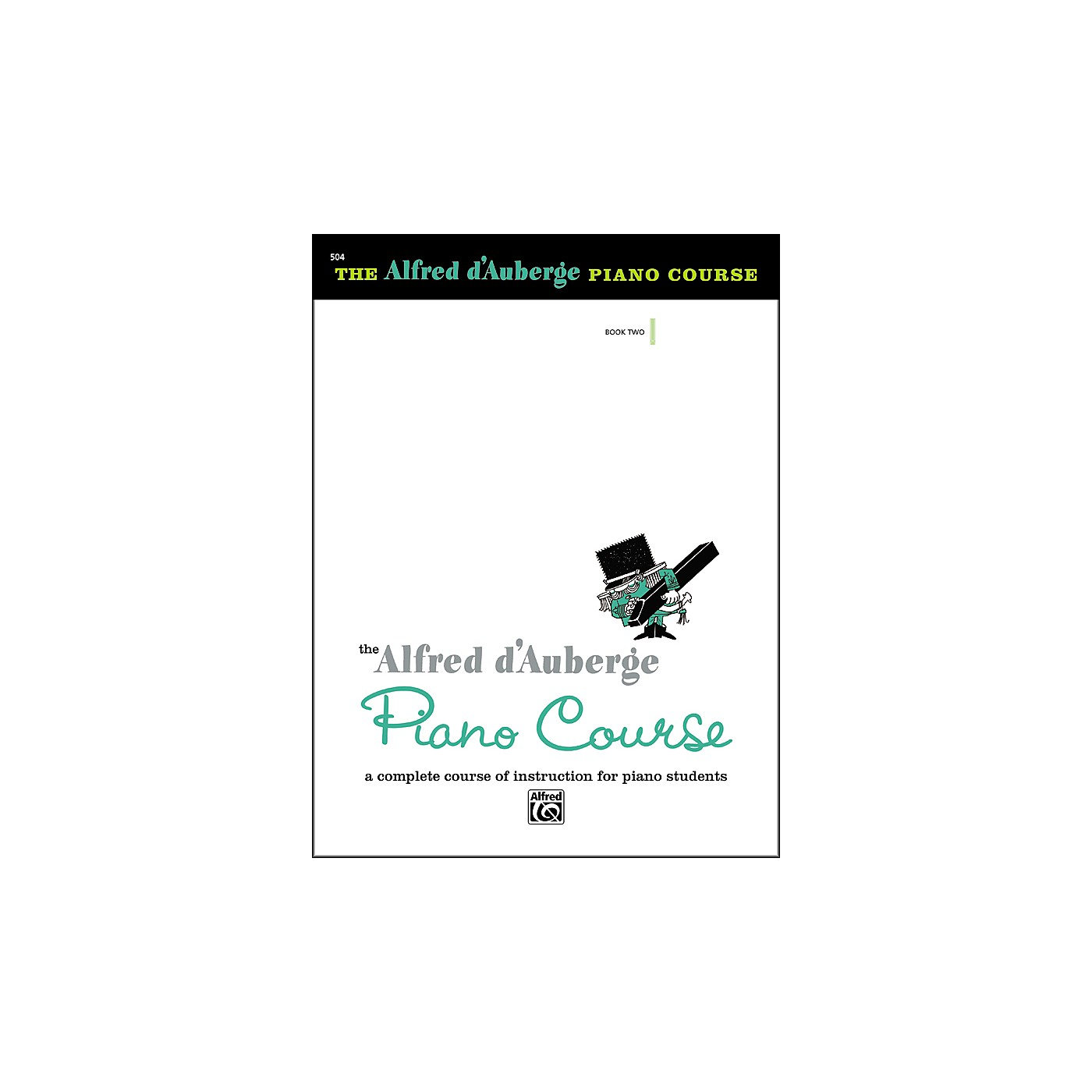Alfred Alfred d'Auberge Piano Course Lesson Book 2 thumbnail