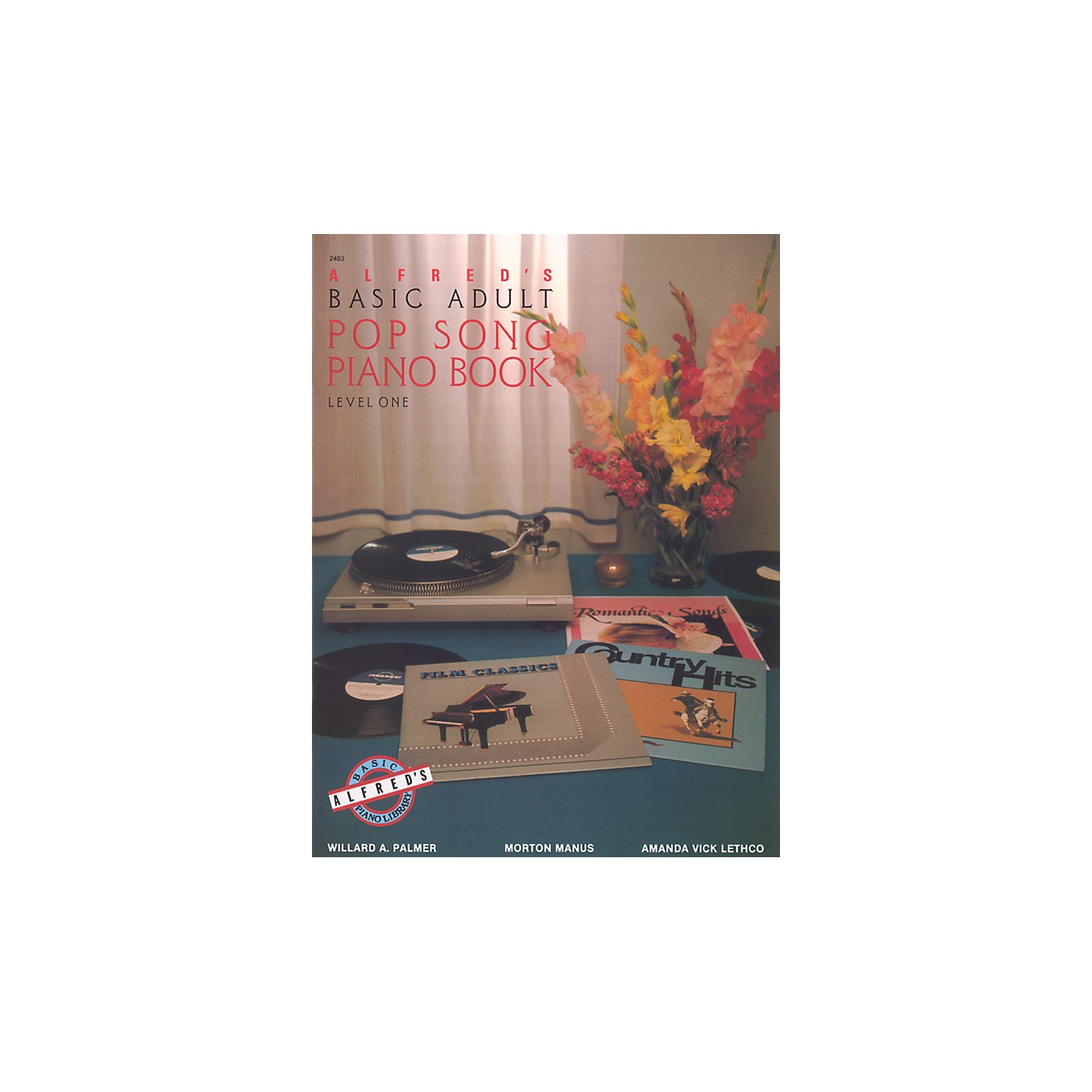Alfred Alfred's Basic Adult Piano Course Pop Song Book 1 thumbnail
