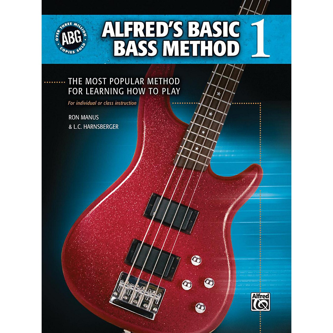 Alfred Alfred's Basic Bass Method Book 1 thumbnail