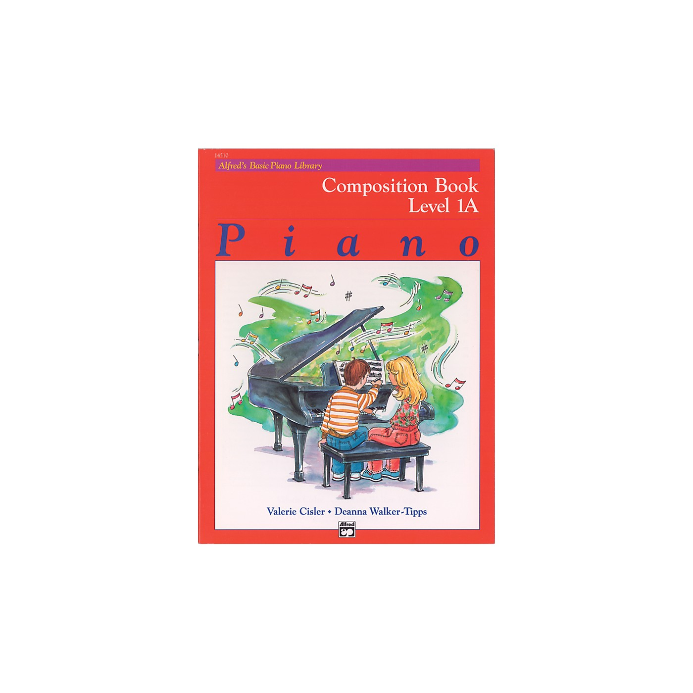 Alfred Alfred's Basic Piano Course Composition Book 1A thumbnail