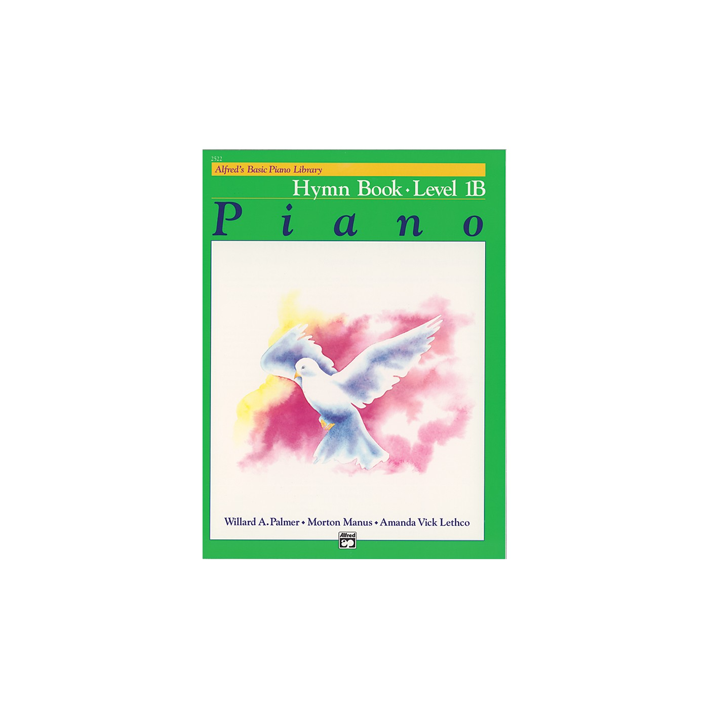 Alfred Alfred's Basic Piano Course Hymn Book 1B thumbnail