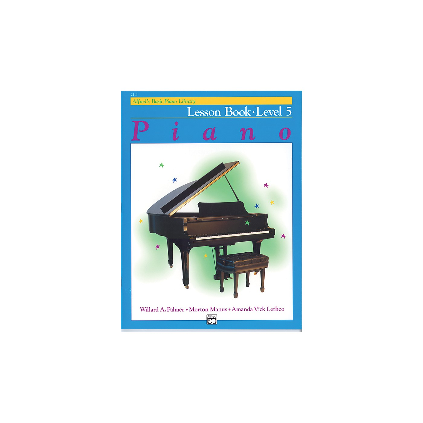 Alfred Alfred's Basic Piano Course Lesson Book Level 5 thumbnail