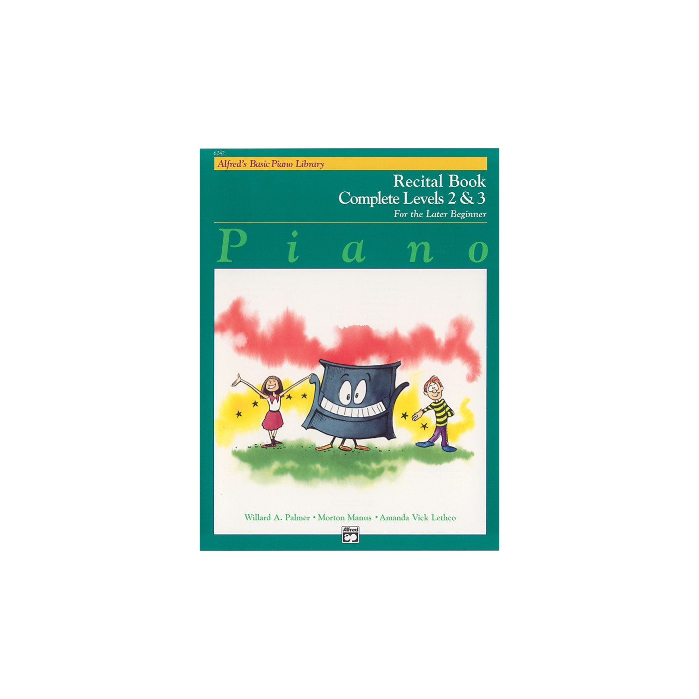 Alfred Alfred's Basic Piano Course Recital Book Complete 2 & 3 thumbnail