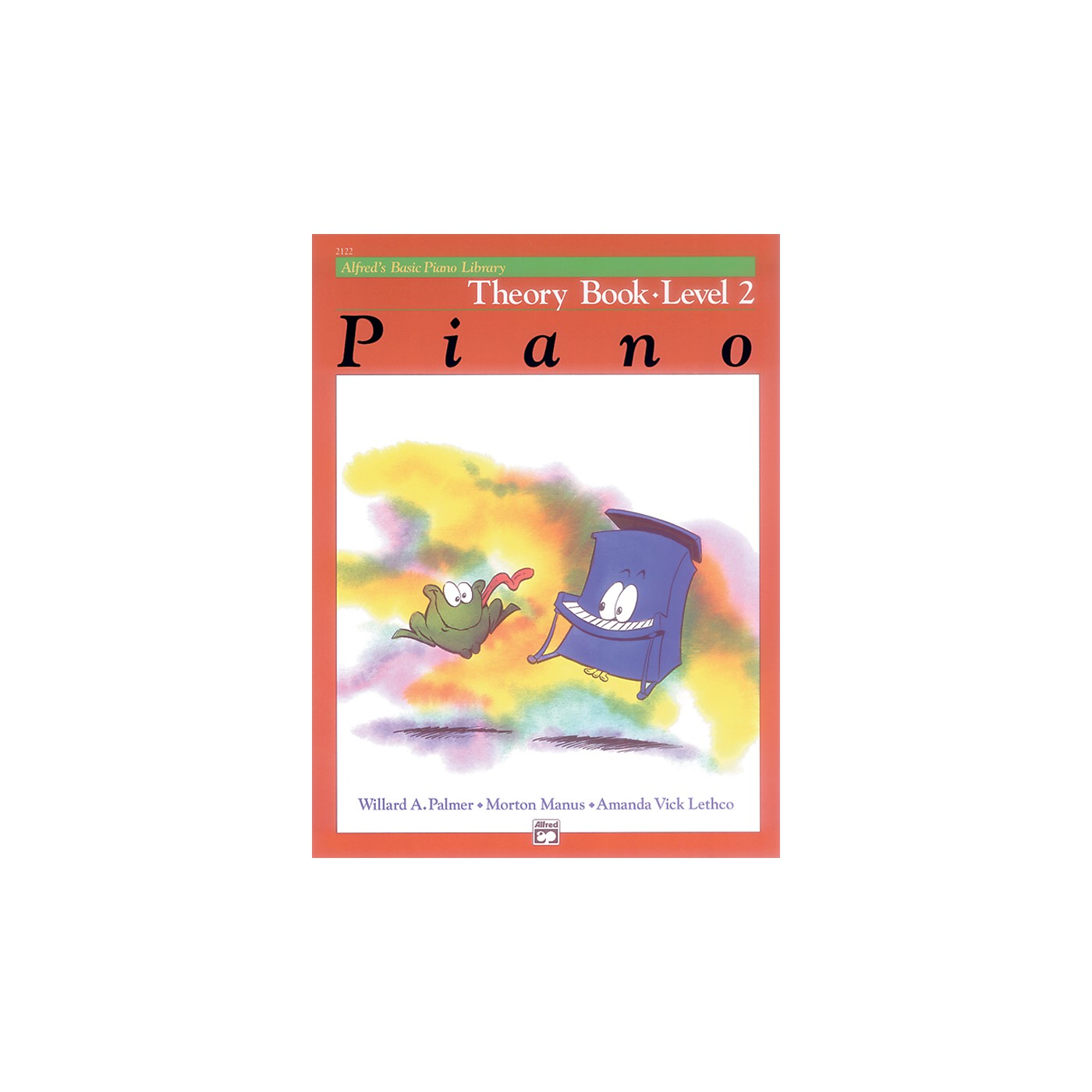 Alfred Alfred's Basic Piano Course Theory Book 2 thumbnail