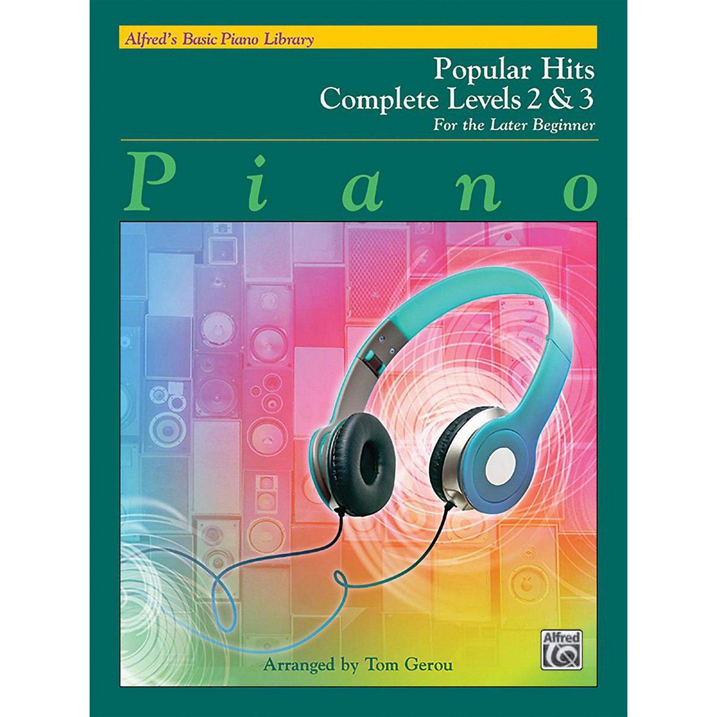 Alfred Alfred's Basic Piano Library - Popular Hits Complete Levels 2 & 3 thumbnail
