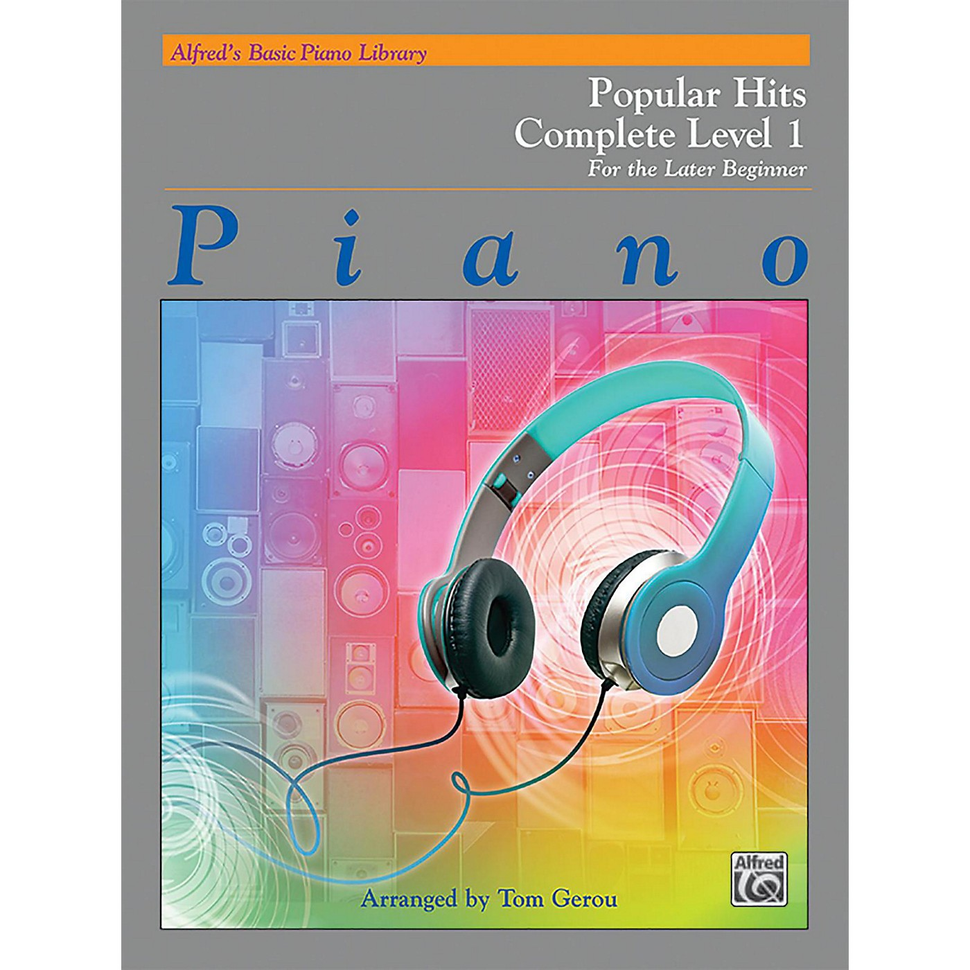 Alfred Alfred's Basic Piano Library: Popular Hits Complete Level 1 (1A/1B) thumbnail