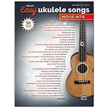 Alfred Alfred's Easy Ukulele Songs: Movie Hits Easy Hits Ukulele Songbook