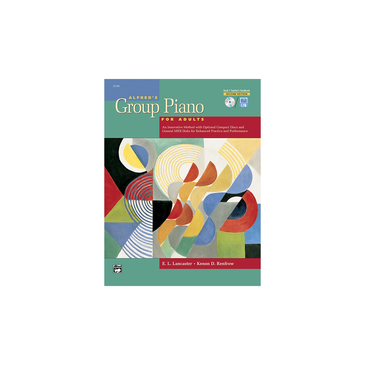 Alfred Alfred's Group Piano for Adults Teacher's Handbook 1 (2nd Edition) Book 1 thumbnail