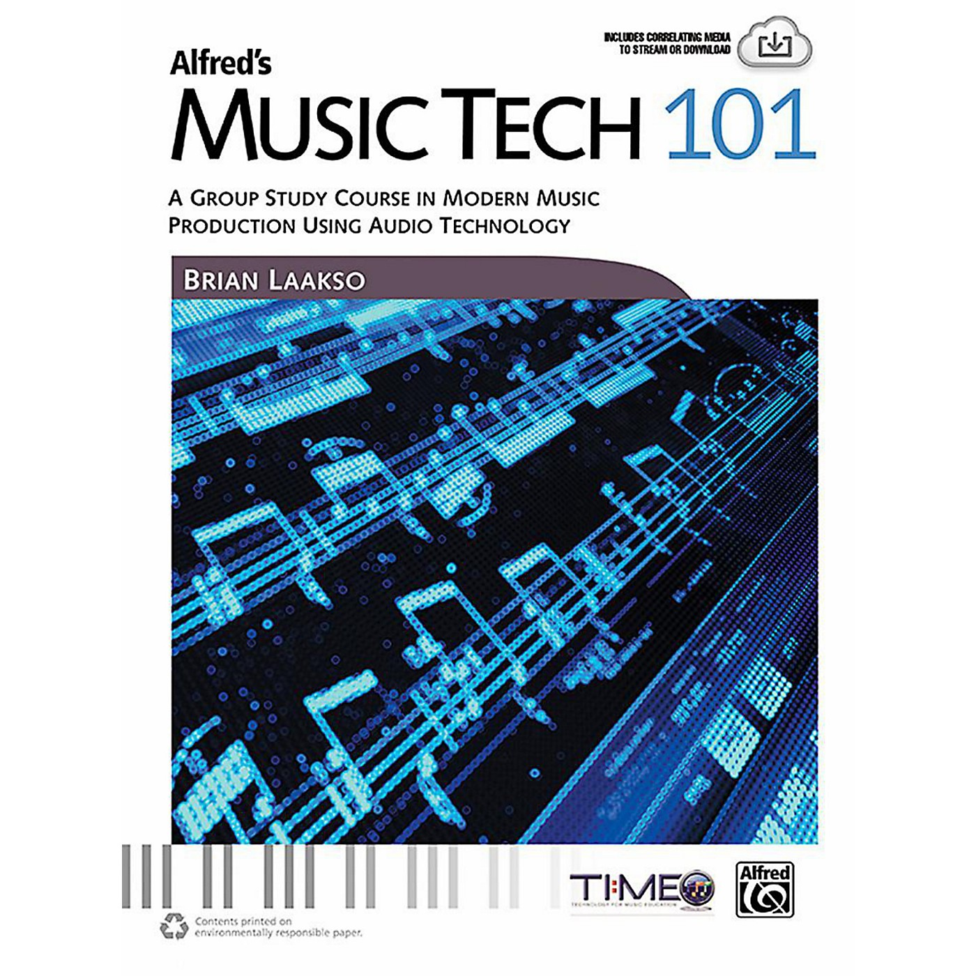 Alfred Alfred's Music Tech 101 - Book thumbnail