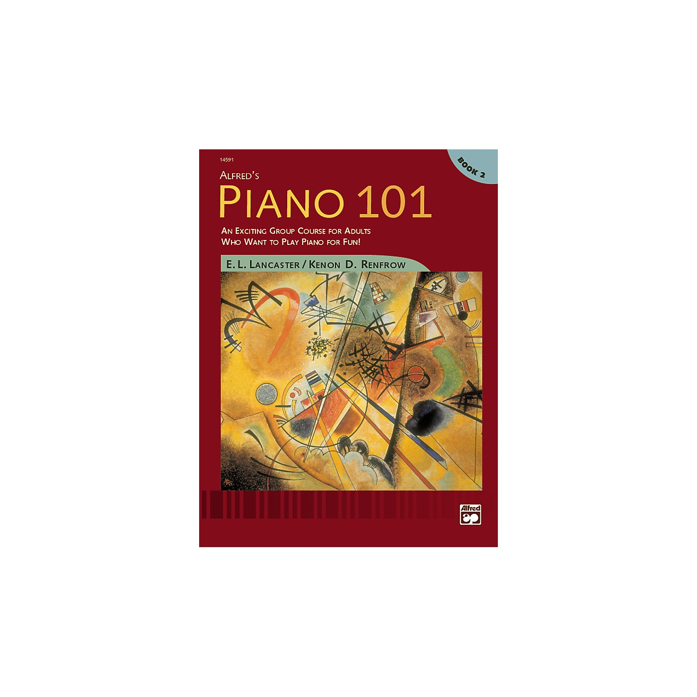 Alfred Alfred's Piano 101 Book 2 thumbnail